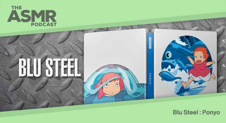 Episode 6 - Blu Steel Ep 5: Ponyo