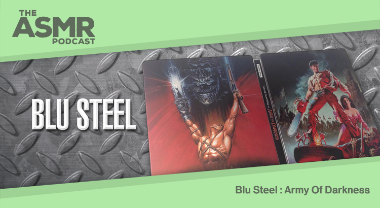 Episode 8 - Blu Steel Ep 6: Army of Darkness