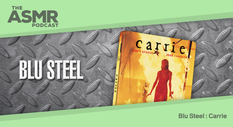 Episode 10 - Blu Steel Ep 8: Carrie