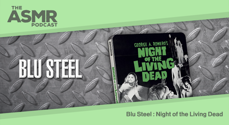 Episode 11 - Blu Steel Ep 9: Night of the Living Dead