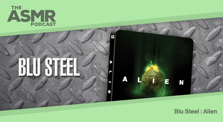 Episode 12 - Blu Steel Ep 10: Alien